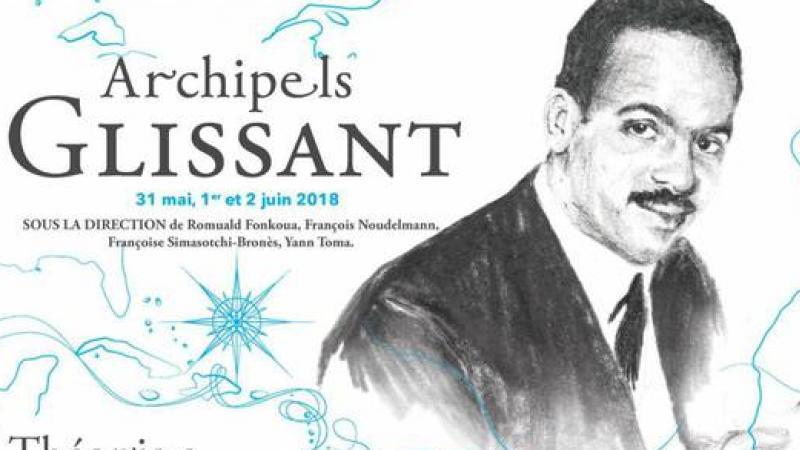 """Le colloque international """"Archipels GLISSANT"""" à la Sorbonne avec Michael Dash"""