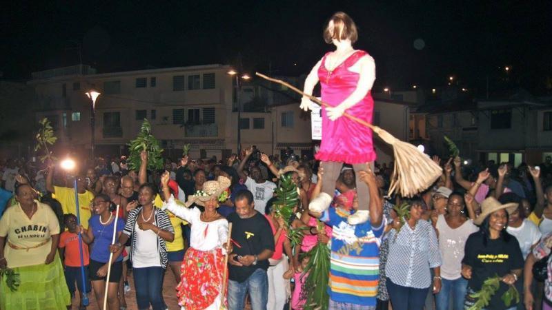Martinique : La première vice-présidente de la Région mise en examen