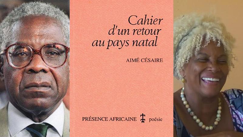 """""""CAHIER D'UN RETOUR AU PAYS NATAL"""" D'AIME CESAIRE"""