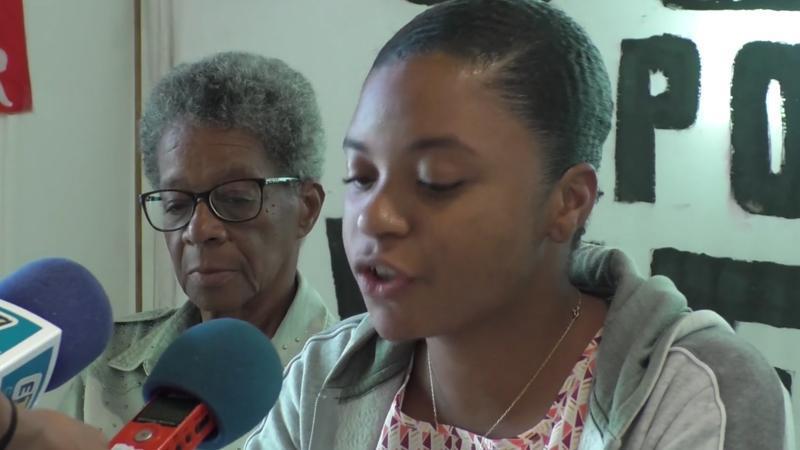 """Wendy Zebo, étudiante en droit : """"Je suis victime d'une injustice !"""""""