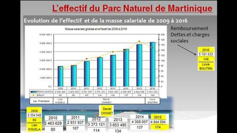 COUR DES COMPTES : LE CAS EDIFIANT DU PARC NATUREL DE MARTINIQUE