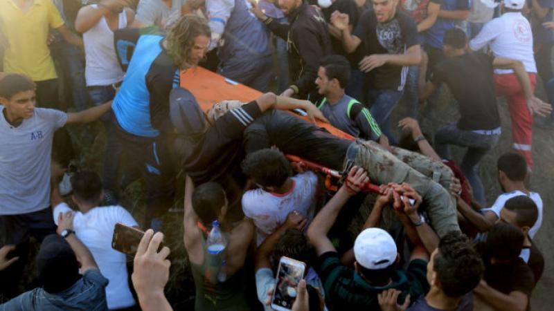 Près de 300 Palestiniens assassinés et 29 000 blessés en 2018