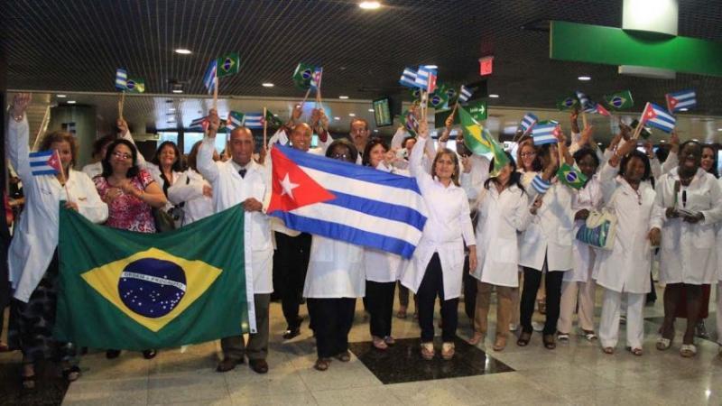 Coronavirus: ahora Bolsonaro acepta a los médicos cubanos