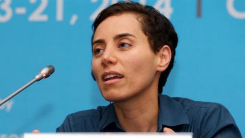 """Maryam Mirzakhani, première femme """"Nobel"""" de mathématiques, est morte"""