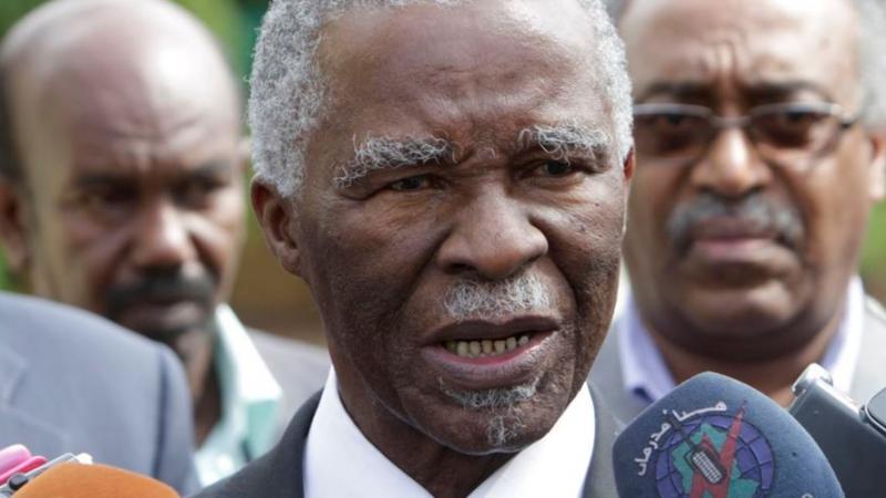 Ancien président sud-africain : nous ne renoncerons pas au soutien des Palestiniens