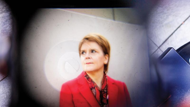 Nicola Sturgeon's Quest for Scottish Independence