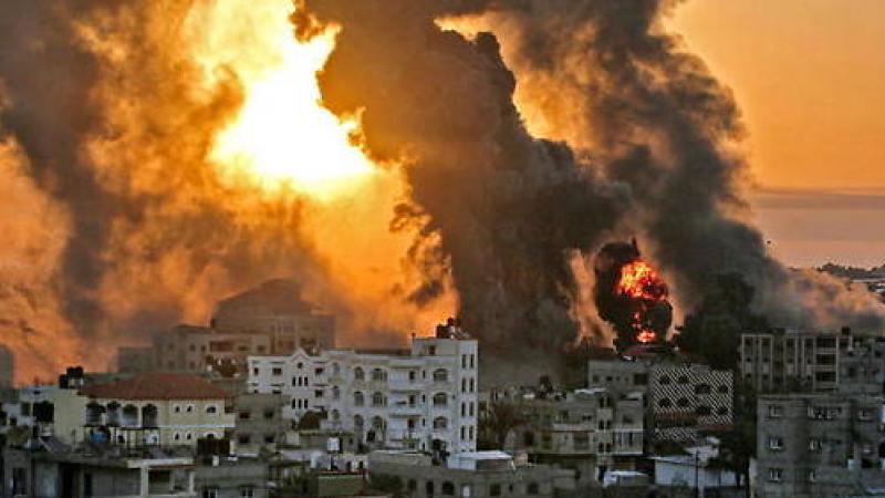 Gaza : dix membres d'une même famille tués dans une frappe israélienne