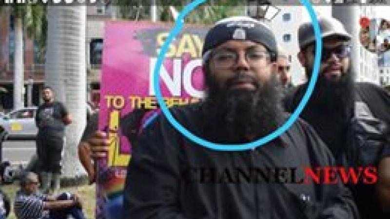 """Javed Meetoo : """"Oui, je suis pour un état islamique, même à Maurice"""""""