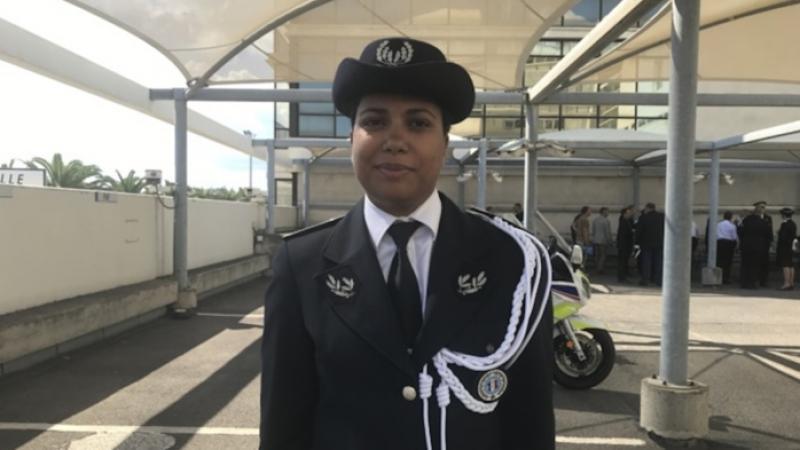 Une Réunionnaise à la tête de la direction de la Police de Haute Corse