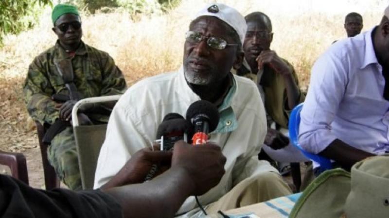 Salif Sadio : « Le jour où les combats prendront fin, c'est le jour où le Sénégal quittera la terre de Casamance »