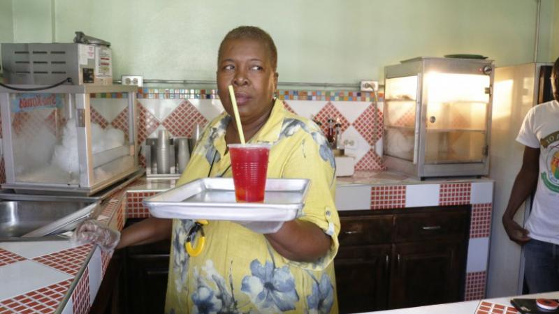 La petite industrie du Fresco résiste malgré la situation d'Haïti