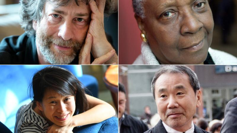 Four writers shortlisted for 'the new Nobel Literature Prize'