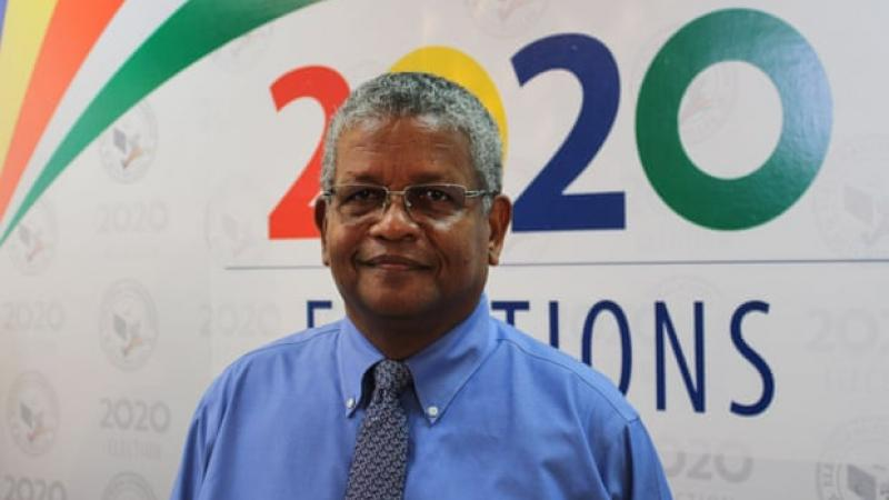Seychelles election marks first opposition victory in 44 years