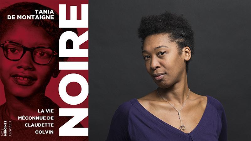 « Noire » de Tania de Montaigne