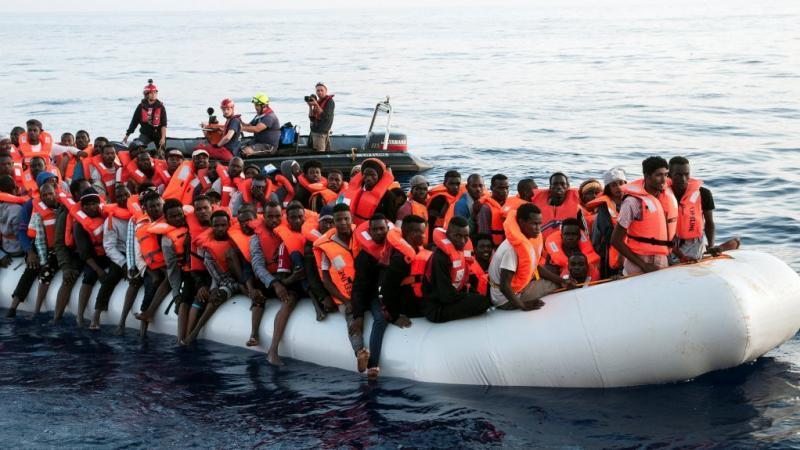 Une liste de 34 361 migrants et réfugiés morts sur la route de l'Europe rendue publique