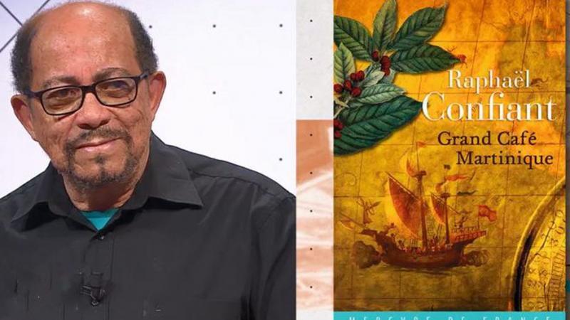 """""""Grand café Martinique"""" : la fabuleuse odyssée du café vue par le romancier Raphaël Confiant"""