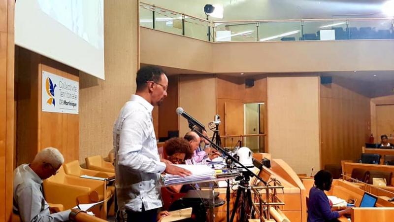 CTM (Collectivité Territoriale de Martinique) : 13 dossiers votés à l'unanimité