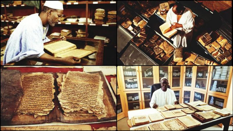 700,000 Ancient African Books Have Survived In Mali's Timbuktu University
