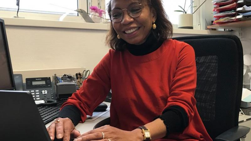 Chantal Pichon, héraut de l'ARN messager