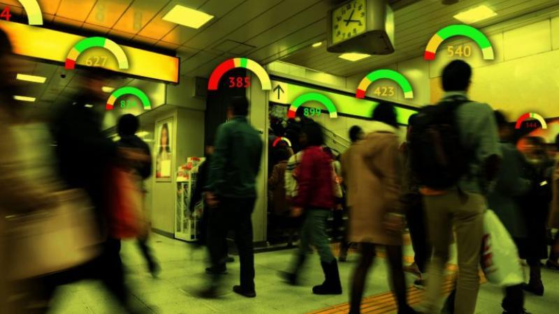 23 millions de citoyens chinois sont interdits de voyager à cause de leur mauvais score social