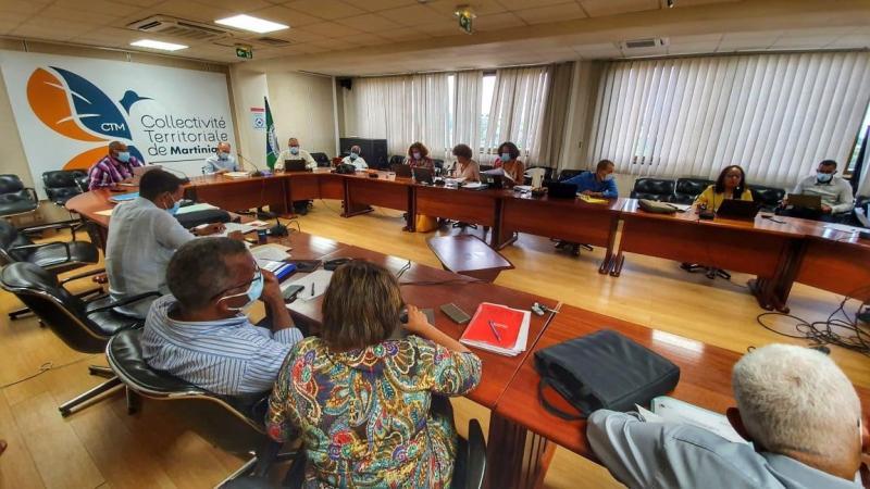 CTM -Conseil exécutif 24 septembre : dossiers présentés par Francis Carole
