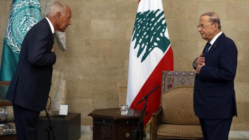 LIBAN : A QUOI SERT LA LIGUE ARABE ?