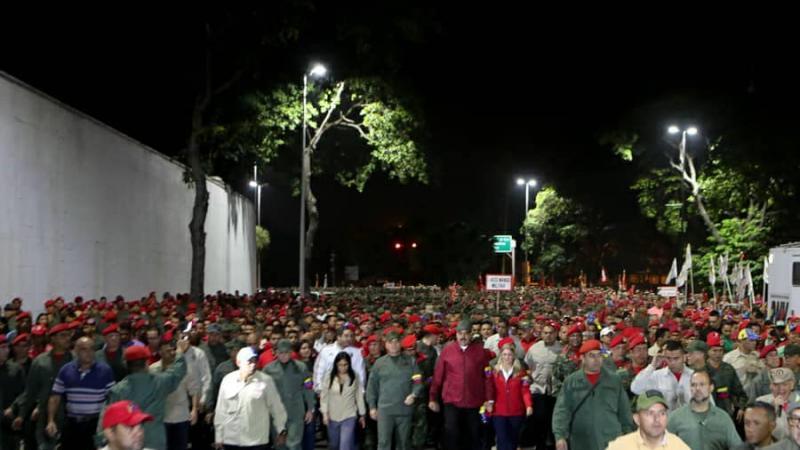 GLORIYE BA HUGO CHAVEZ : AYEN PE KE PE MATE REVOLISION BOLIVARIEN LA !