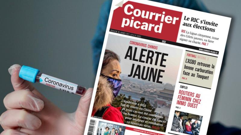 Alerte blanche : le coronavirus à l'origine d'une épidémie de racisme en France
