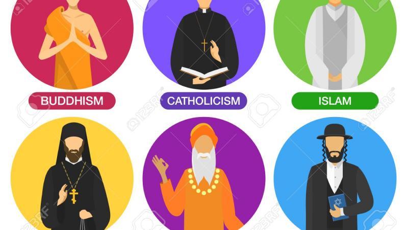 SHINTOISTES, BOUDDHISTES, HINDOUISTES, VAUDOUISTES ET CONSORTS