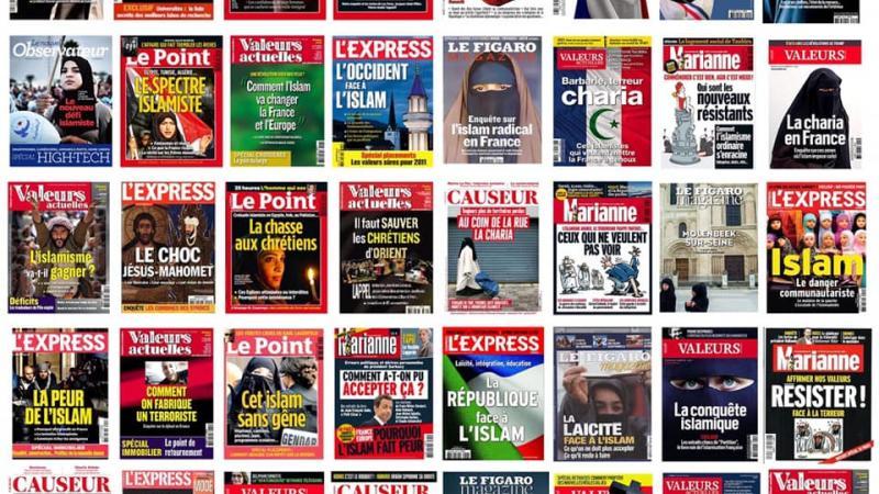La presse française, boutefeu de l'islamophobie