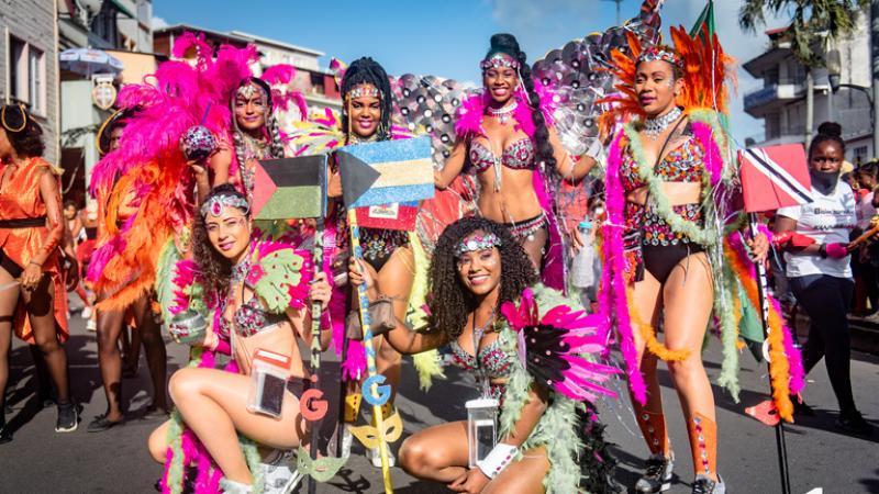Carnaval de Fort de France, le plus beau carnaval du monde