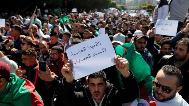 Réunion publique sur la situation en Algérie et pour la libération de Louisa Hanoune