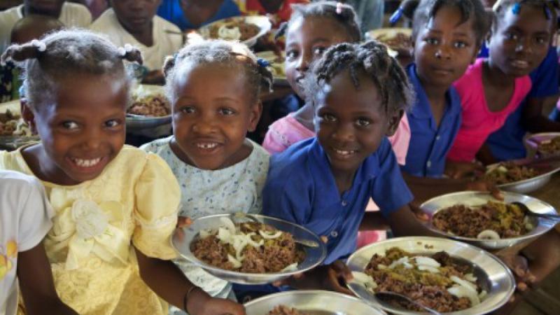 Selon la FAO, 5 millions de gens ont faim en Haïti