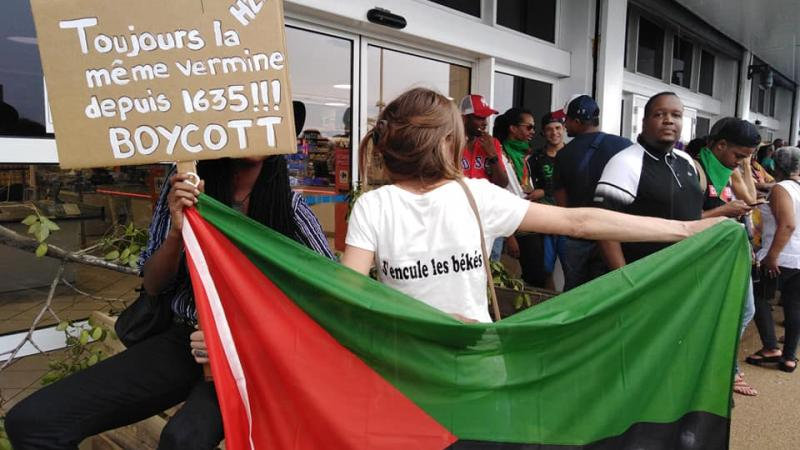 Le racisme ne passera pas en Martinique et en Guadeloupe ? Mais...