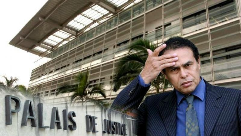 Léon Bertrand dort (enfin) à la prison de Rémire-Montjoly (Guyane)