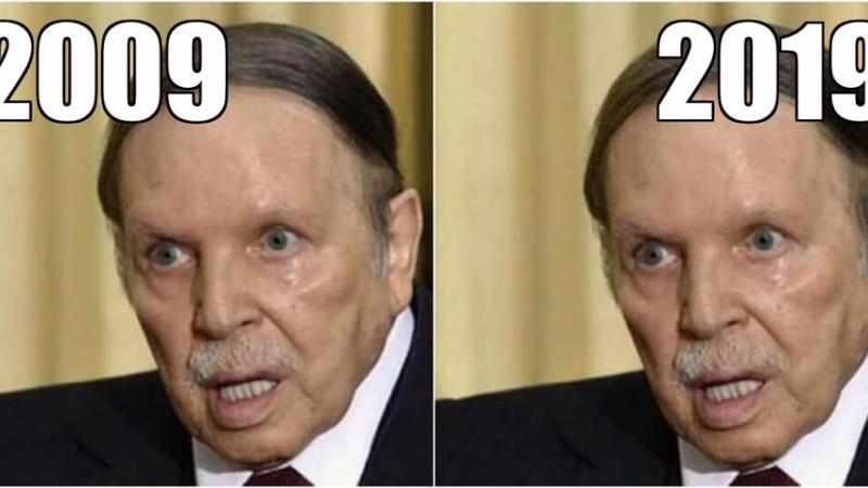 Algérie : ce n'est pas une question d'âge...