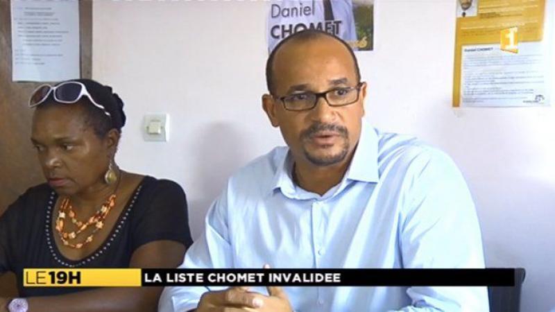 BOUFFONNERIE ET MEPRIS DE DANIEL CHOMET