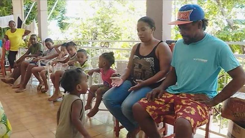SOLIDARITÉ AVEC LA FAMILLE DURAND
