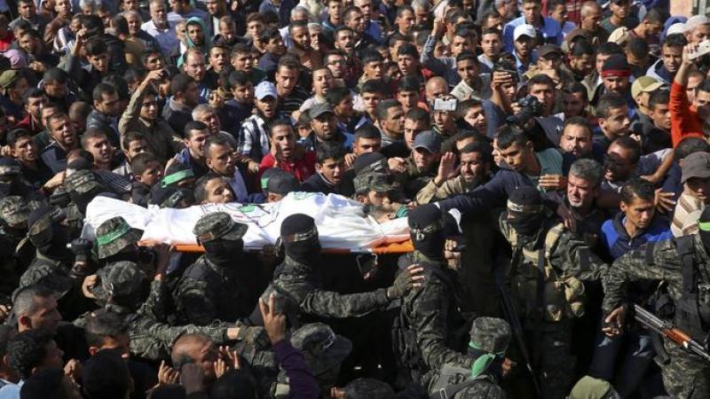 Palestin : pé ké ki pasé lanmen !