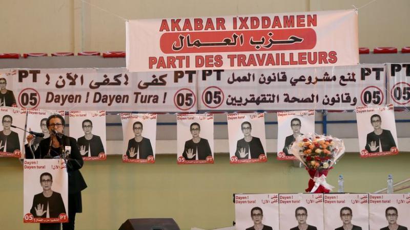 Le groupe parlementaire du Parti des Travailleurs démissionne de l'Assemblée Populaire Nationale