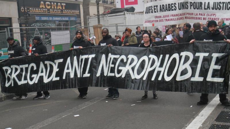 La Brigade Anti-Négrophobie existe...déjà !