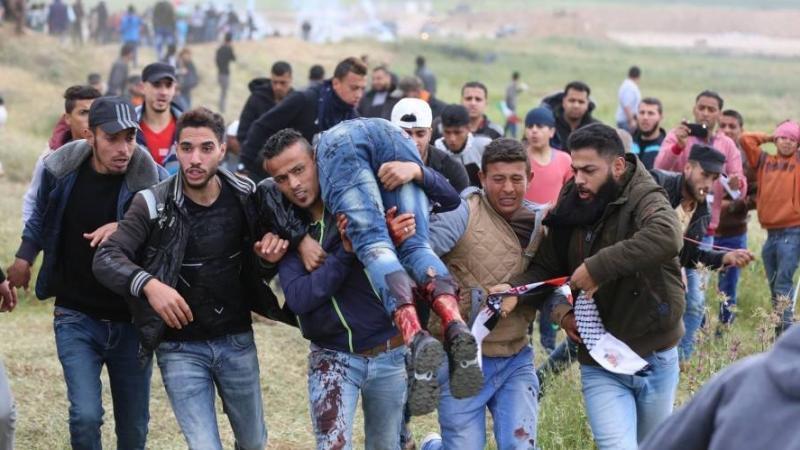 Bantoustan de Gaza : 52 morts et 400 blessés ce 14 mai 2018