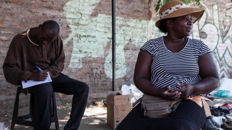 Les Haïtiens déferlent au Chili. Mais une chanson les avertit qu'ils n'y trouveront pas le paradis