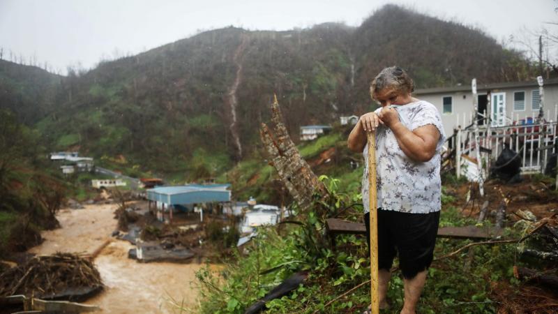 Pobreza, desigualdad y violación de derechos humanos en la colonia de Puerto Rico: el sustrato de la catástrofe
