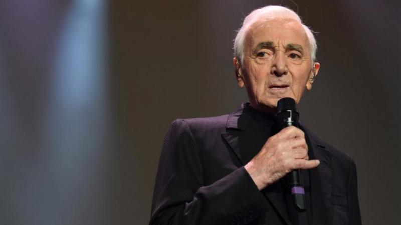 Le G20 a tenté d'empêcher la venu d'Aznavour en Haïti car il est trop vieux