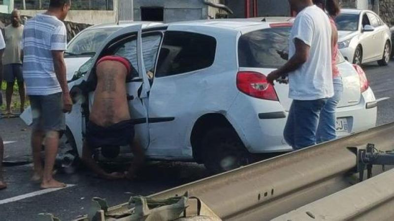 1 mort par mois en voiture sur les routes de la Martinique