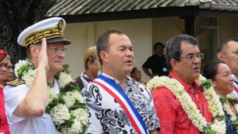 La Communauté de communes des Îles Marquises (Codim) revendique un statut spécial