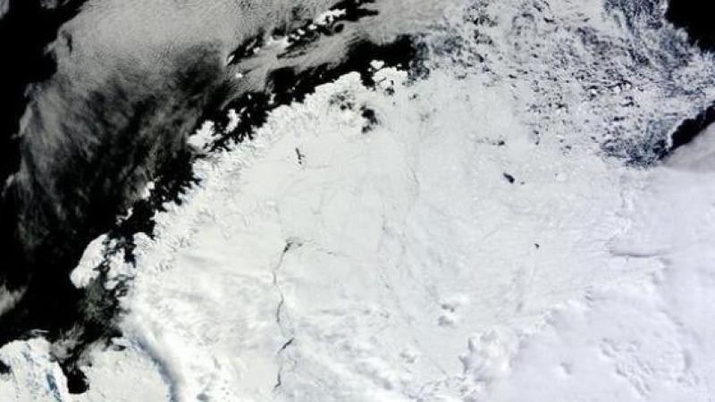 Agujero en la Antártida intriga a los científicos: Es mayor que la superficie de Panamá