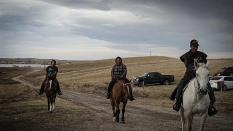 Life on the Pine Ridge Native American reservation