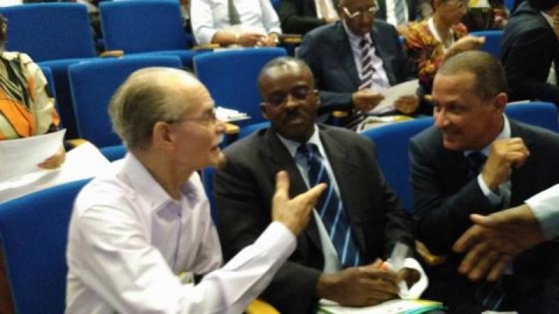 Discours d'Alfred MARIE-JEANNE, Président de l'Exécutif de la CTM à l'occasion de la 12ème Conférence de Coopération Régionale